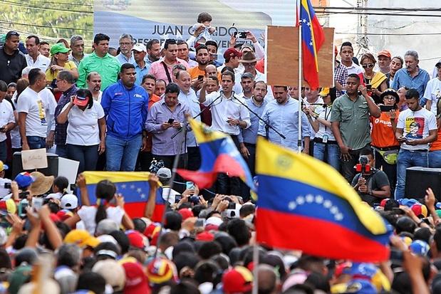 Regering van Maduro veroordeelt nieuwe aanval op elektriciteitscentrale
