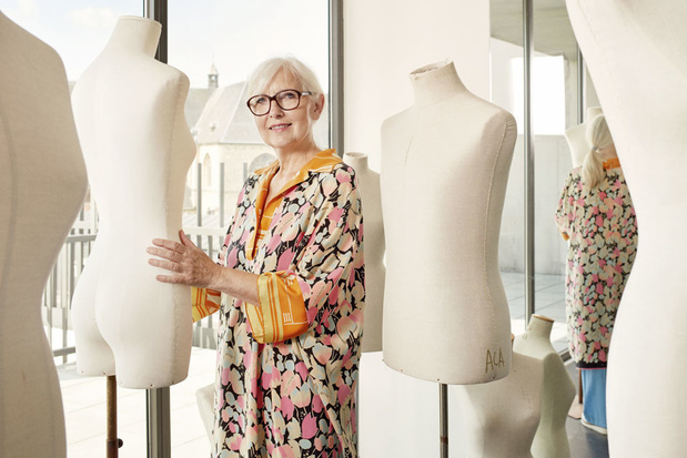 Nellie Nooren, modedocente op rust: 'Achter de schermen kun je ook impact hebben'