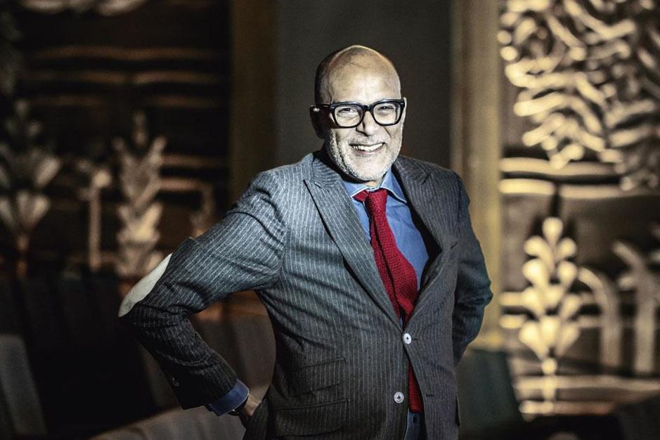 Bruno Plantin-Carrenard (topman UGC): 'De bioscoop zal nooit sterven'