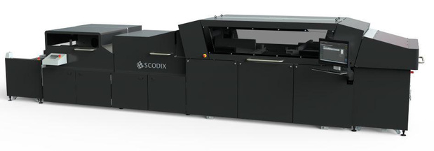 Scodix onthult 6 machines