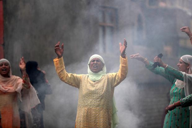 VN-Veiligheidsraad buigt zich over crisis in Kasjmir