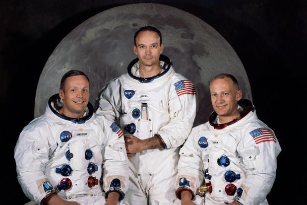 Voormalig Apollo 11-astronaut Michael Collins overleden