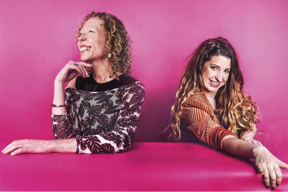 Kaat Bollen en Griet Vandermassen: 'Meer seks in het feminisme, dát hebben we nodig'