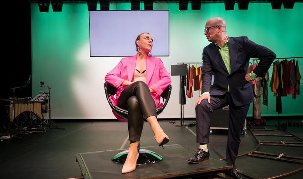 Theater Zuidpools 'De aanzegster' is een verademing