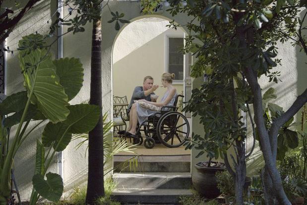 Tv-tip: in 'Chronic' speelt Tim Roth een verpleger die terminale patiënten begeleidt