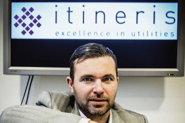 Itineris maakt software voor nutsbedrijven