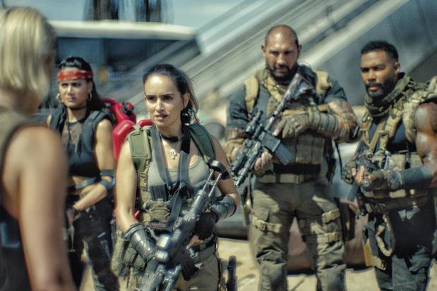 'Army of the Dead' van Zack Snyder: leuk, tot de personages hun mond opendoen