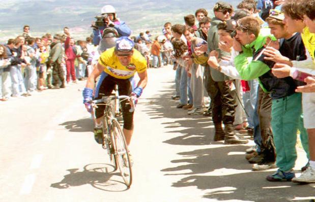 Ce jour-là : Tony Rominger remportait sa première Vuelta