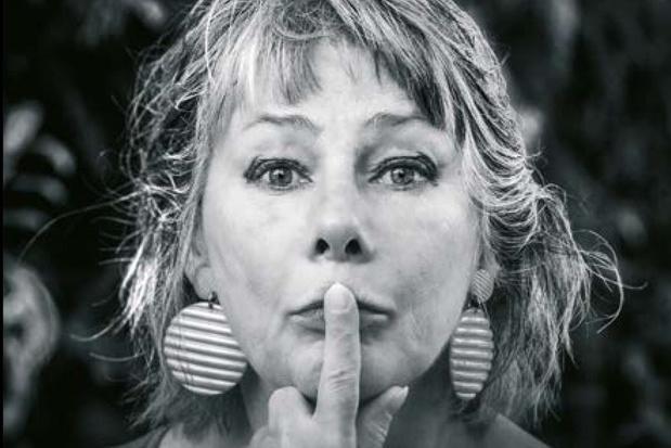 """""""Tais-toi!"""": les vérités qui dérangent d'Anne Gruwez"""