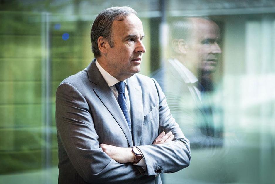 Thomas Leysen (voorzitter Umicore) over de nieuwe CEO: 'We waren gecharmeerd'