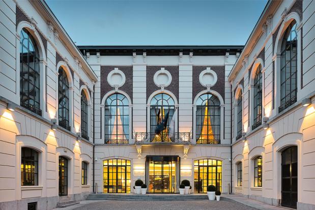 Les Comtes de Méan à Liège : quand l'hôtellerie de luxe flirte avec l'entrepreneuriat local