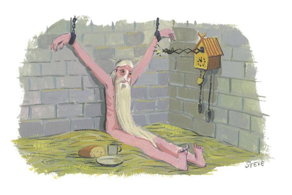 Factcheck: 'Schaf levenslange gevangenisstraf af: het is steriele foltering'