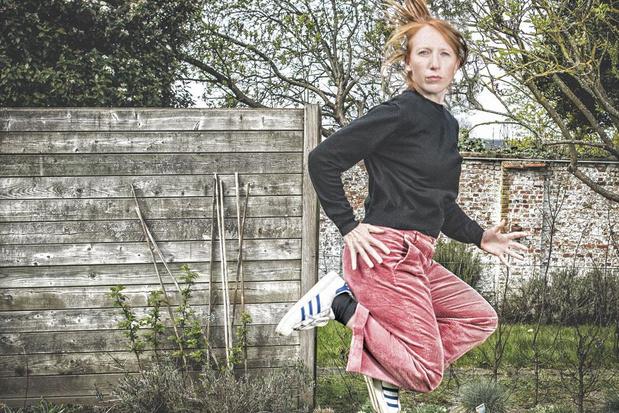 VRT-gezicht Linde Merckpoel: 'Dat ik door anders te maaien het milieu kan helpen, is een eyeopener'