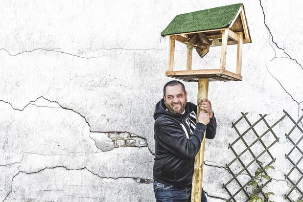 Komiek Erhan Demirci: 'Onze zonen maken me bewust van de natuur en het klimaat'