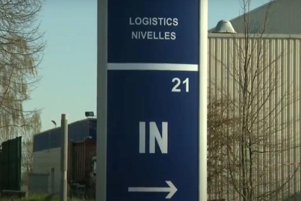 Ruim 500 banen op de helling bij Logistics Nijvel