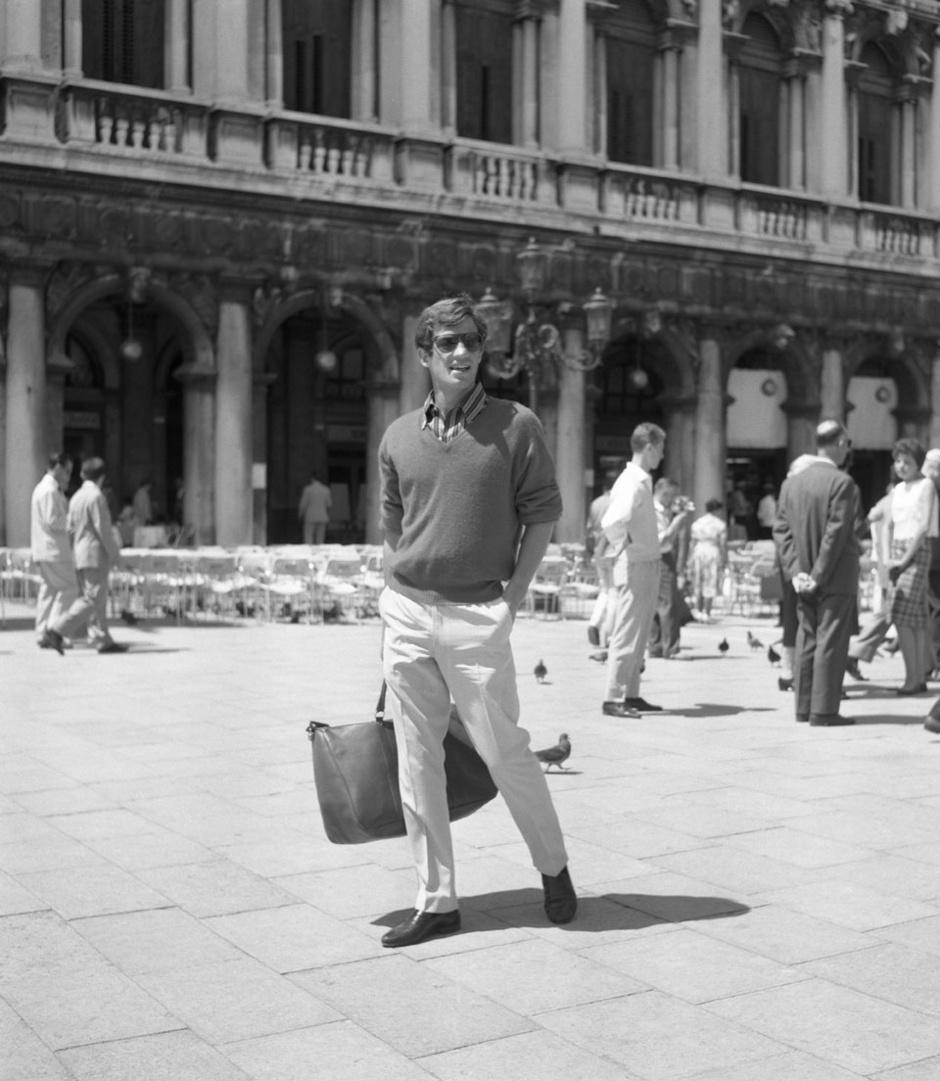 Jean-Paul Belmondo, le magnifique: retour en images sur une allure inoubliable