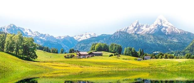 Wandel- en fietsvakantie in Tirol