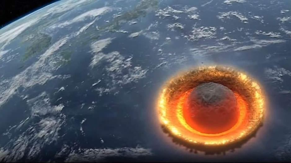 Factcheck: Nee, deze 'satellietfoto' toont niet de explosie in Beiroet