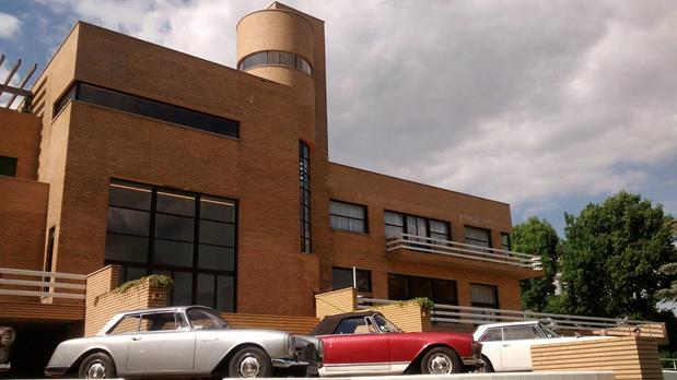 Eerste editie van Auto Rétro de Villa Cavrois
