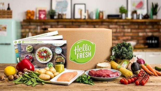 HelloFresh spint garen bij thuiszittende consument