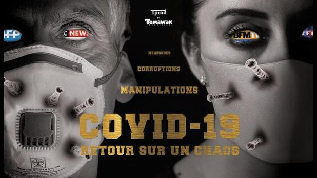 Coronavirus : Sophie Marceau promeut le documentaire