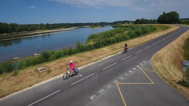 Longer la Loire à vélo, un cocktail de nature, patrimoine et gastronomie