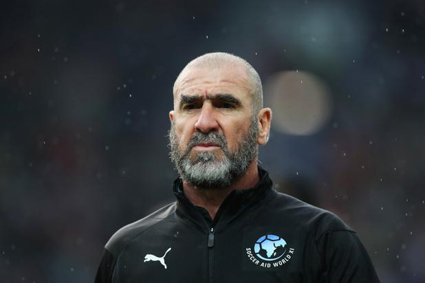 Eric Cantona wil dat voetballers meer maatschappelijk engagement tonen