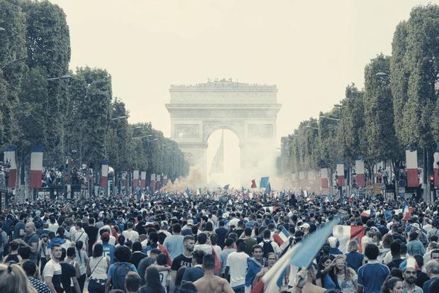'Les Misérables': Parijs brandt van de collectieve woede