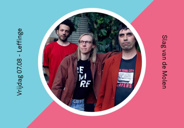 Muziekclub De Zwerver haalt de band Schroothoop in huis met 'Slag van de Molen'