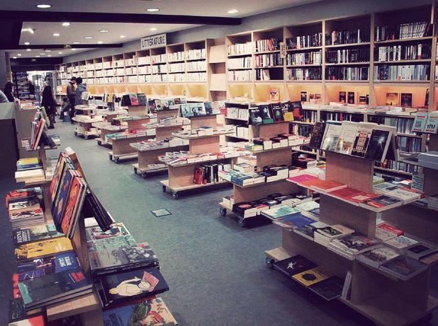 """""""Entrer dans une librairie, c'est sortir de notre confinement culturel"""""""