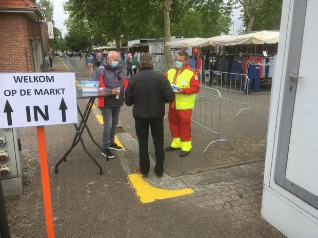 Zondagsmarkt Zulte doet mee aan 'Week van de Markt'