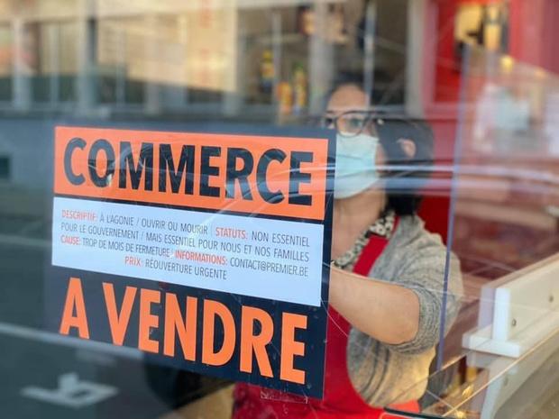 Primes pour les commerces et professions de contact à Bruxelles: le SNI s'impatiente
