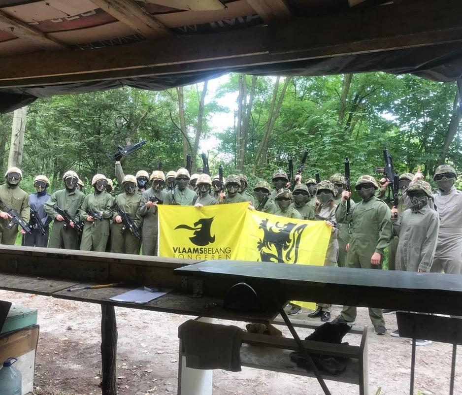 Factcheck: Nee, deze foto toont geen 'paramilitair trainingskamp'