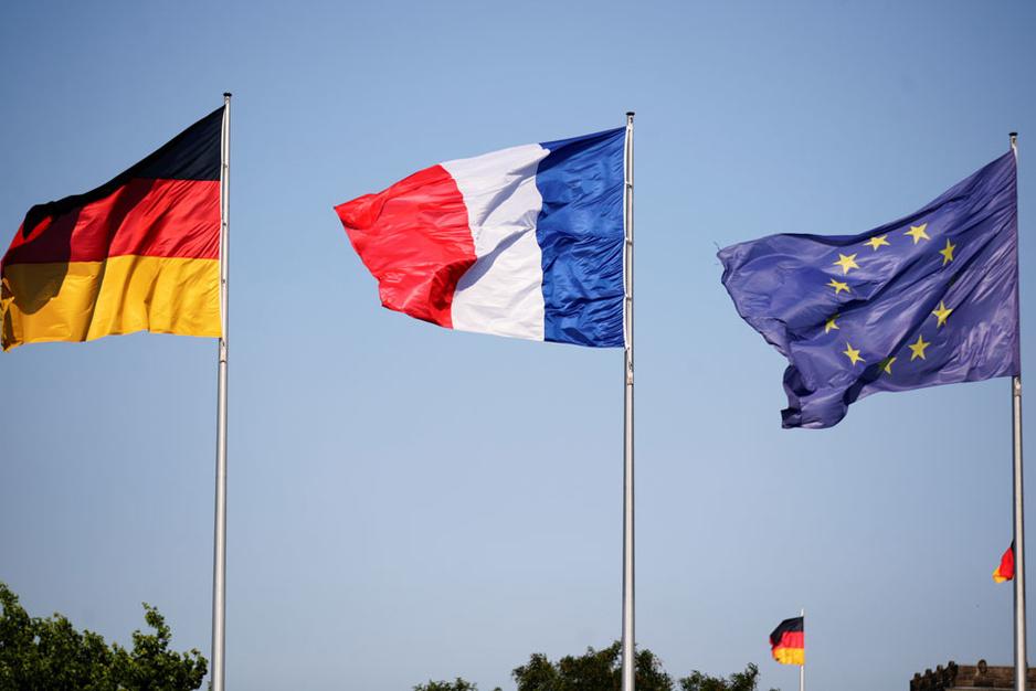 De balans: voluntarisme in Duitsland, nostalgie in Frankrijk