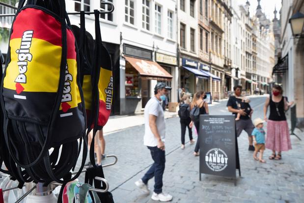 Belgische ondernemers minder optimistisch