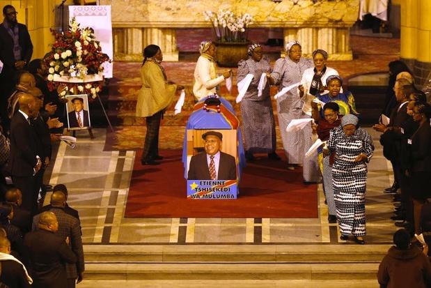 Lichaam van Etienne Tshisekedi waarschijnlijk volgende week naar Congo gerepatrieerd