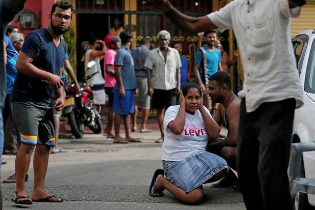 Aanslagen Sri Lanka: Ook Frans slachtoffer, minstens vier Amerikanen gedood