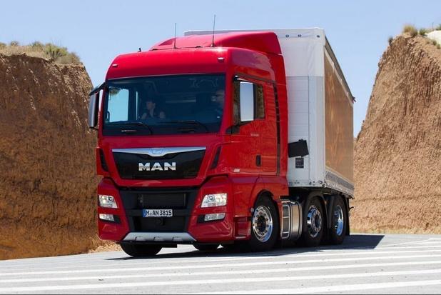 Près de 10.000 emplois bientôt supprimés chez le fabricant de camions MAN