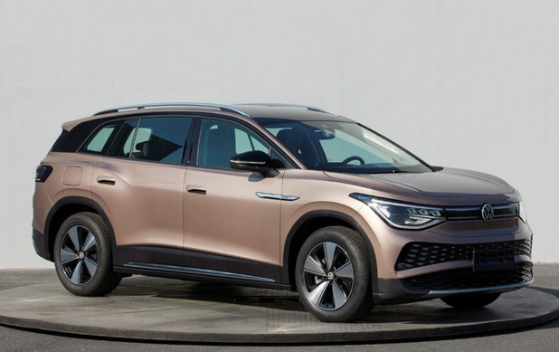 Volkswagen ID 6 in China gelekt