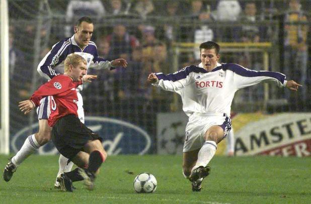 Ces matches qui vous ont fait rêver #22: Anderlecht - Manchester United (2-1)