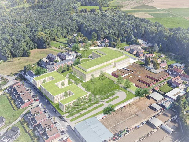 Twee ambtieuze bouwprojecten voor PVT Andreas