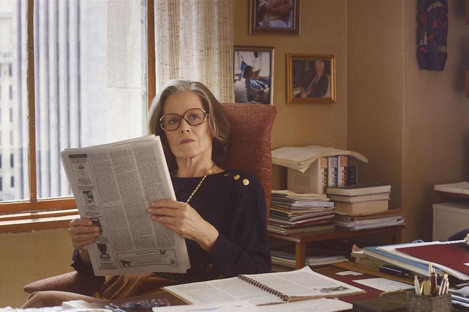 Sigourney Weaver is een icoon tegen wil en dank: 'We hebben Ellen Ripley per ongeluk gecreëerd'