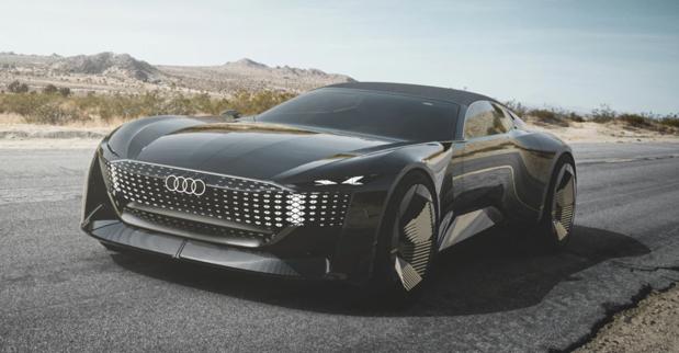 Audi toont Skysphere