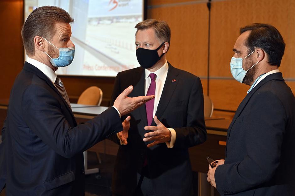 Arnaud Feist (CEO Brussels Airport Company): 'Luchthaven Zaventem is een van de veiligste openbare plaatsen'