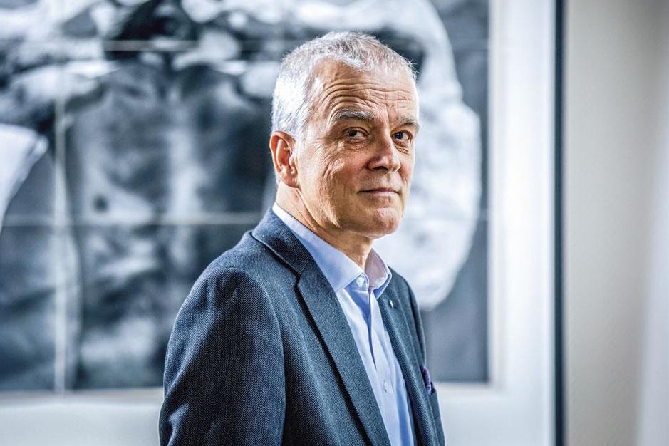 Rector Herman Van Goethem (UA): 'We denken vandaag allemaal als Vlaams-nationalisten'