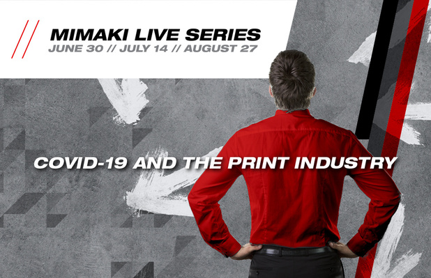Mimaki lanceert serie van virtuele live events