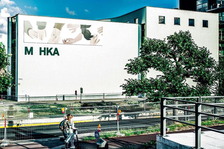 Hoe de architectuurwedstrijd voor het nieuwe M HKA compleet ontspoorde