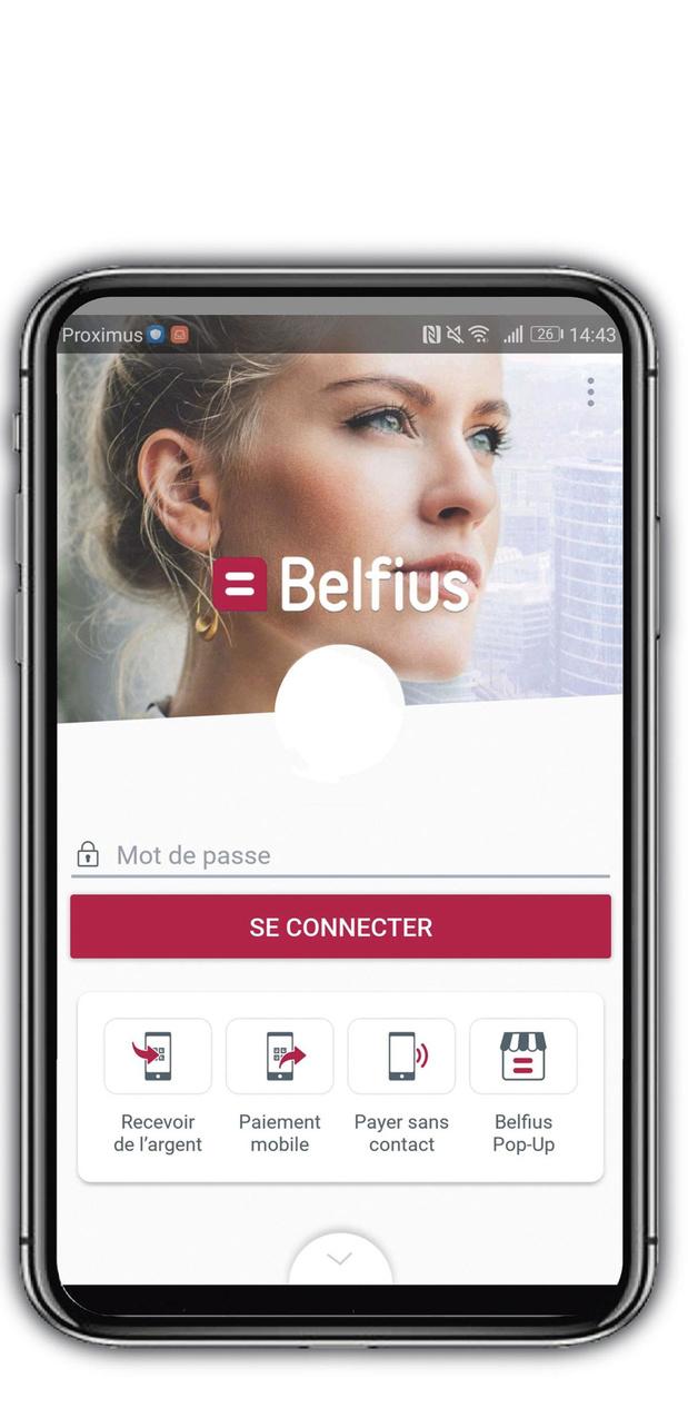 Applis bancaires: Belfius et KBC parmi les meilleures du monde