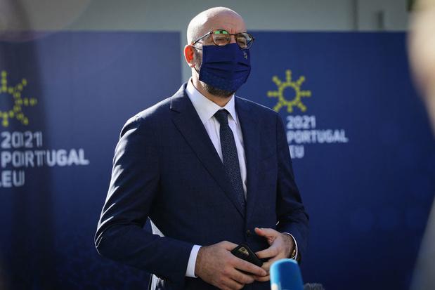 EU-president Charles Michel: 'Vrijgeven patenten coronavaccins geen mirakeloplossing op korte termijn'