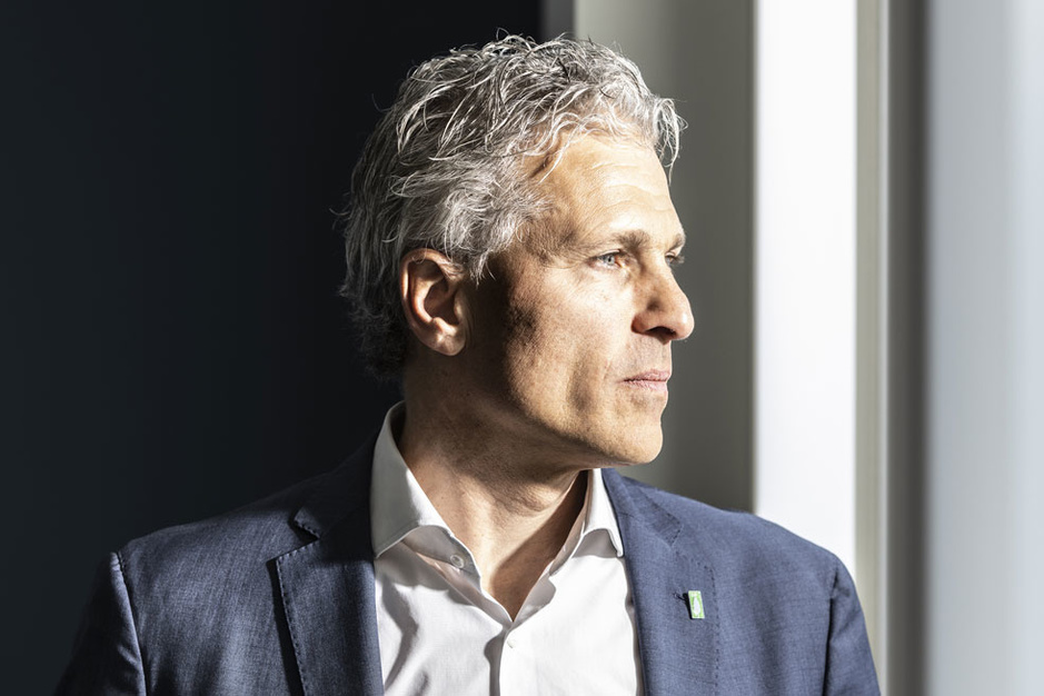 Erwin Schoeters (Van Lanschot): 'Om te groeien zijn overnames onvermijdelijk'
